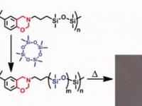 11- Polysiloxane Containing Benzoxazine Moieties in the Main Chain
